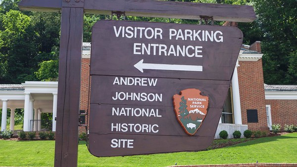 Andrew Johnson National Historic Site - TN - 052817
