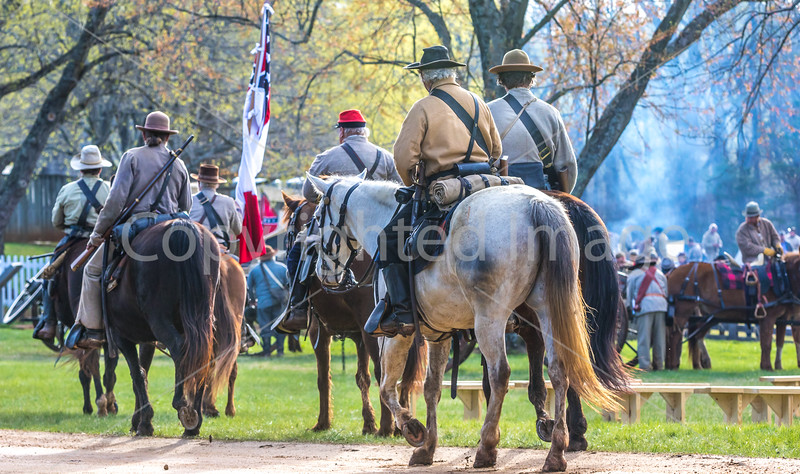 Appomattox Court House Nat'l Historic Park, VA, on 150th Anniversary of surrender-0102 - 72 ppi