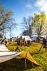 Appomattox Court House Nat'l Historic Park, VA, on 150th Anniversary of surrender - C1--0091 - 72 ppi