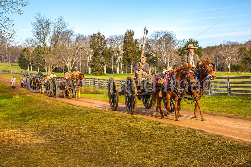 Appomattox Court House Nat'l Historic Park, VA, on 150th Anniversary of surrender - C1--0021 - 72 ppi-2