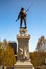 Civil War soldier statue in Lynchburg, Virginia - C1--0246 - 72 ppi