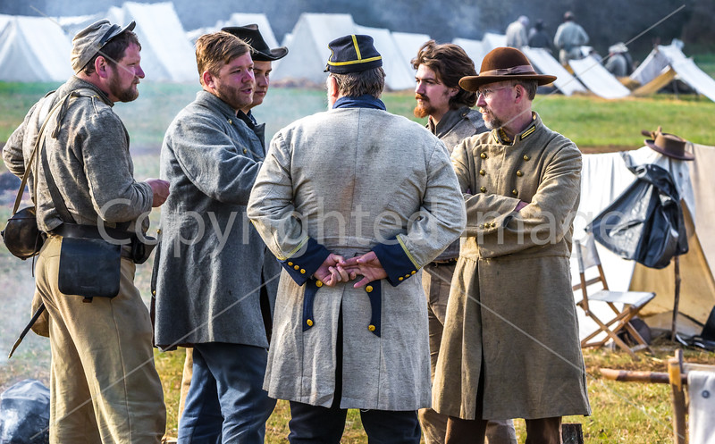 Appomattox Court House Nat'l Historic Park, VA, on 150th Anniversary of surrender-0182 - 72 ppi