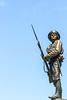 Civil War soldier statue in Lynchburg, Virginia - 0554 - 72 ppi