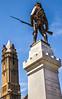 Civil War soldier statue in Lynchburg, Virginia - C1--0259 - 72 ppi