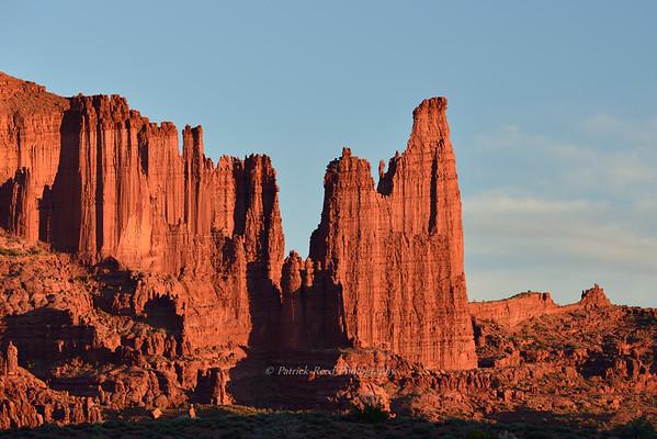 Around Moab, Utah