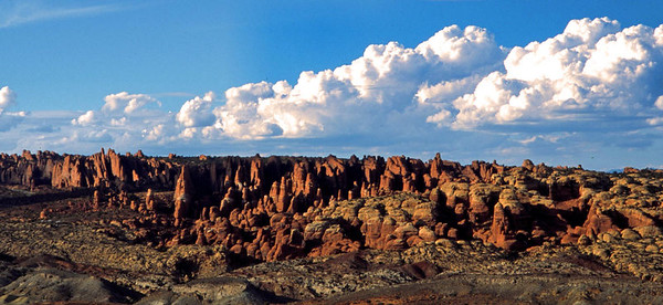 Fiery Furnace, Arches NP