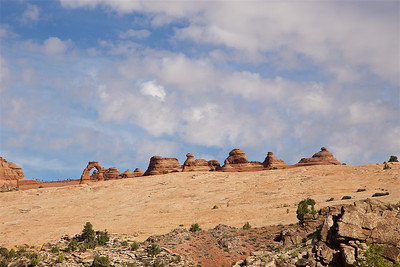 ANP-UT-170928-0004 Delicate Arch and Landscape
