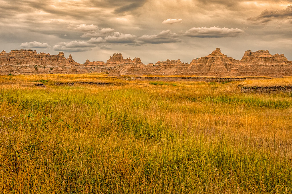 Badlands Prarie