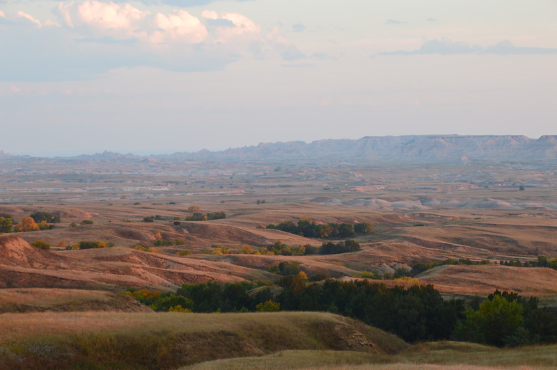 Autumn in Sage Creek