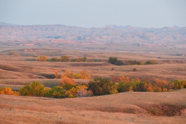 Colors of Sage Creek