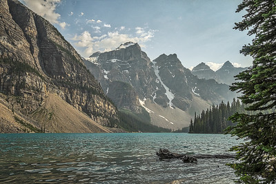 Banff National Park, Canada, Lake Moraine