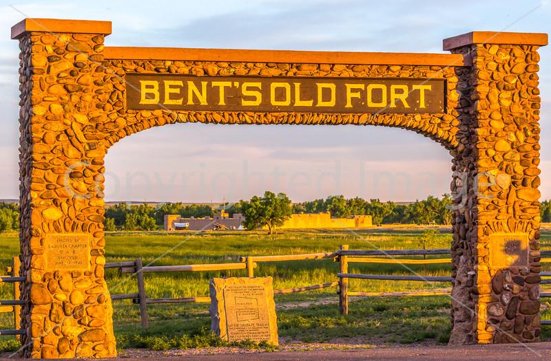 Bent's Old Fort Nat'l Historic Site; 2016 Encampment - C1-0016 - 72 ppi