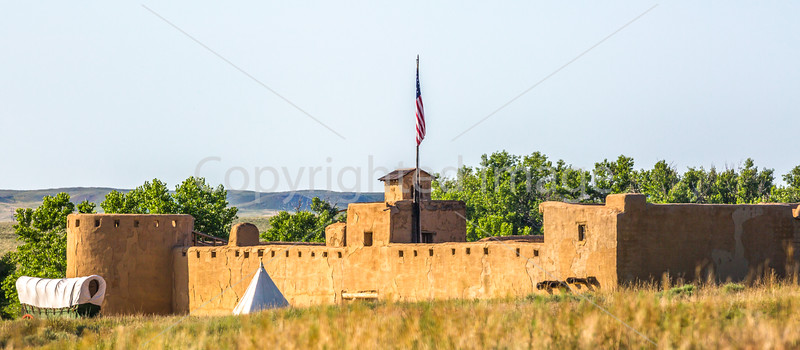Bent's Old Fort Nat'l Historic Site; 2016 Encampment - C1-0072 - 72 ppi-2