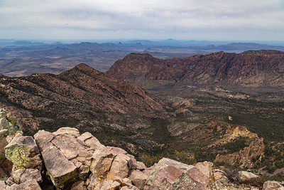 The Basin from Emory Peak
