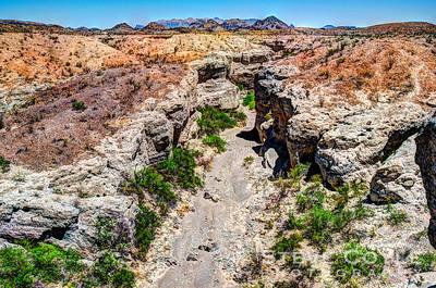 Tuff Canyon Overlook