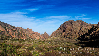 Chisos Basin Morning