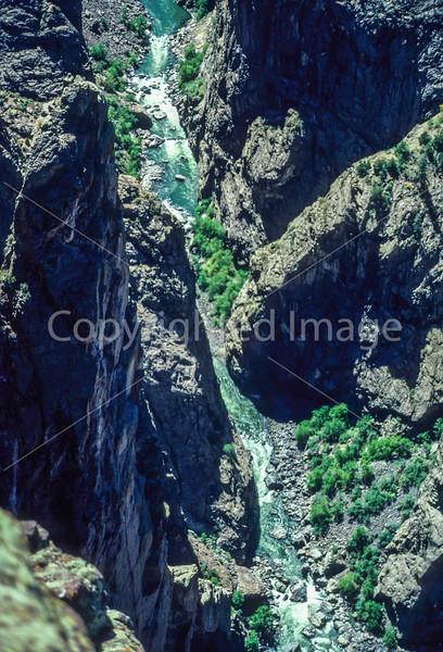 Colorado's Black Canyon of the Gunnison - 7-2 - 72 ppi
