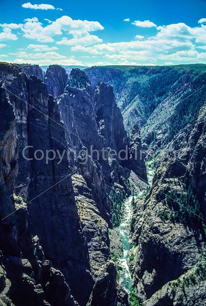 Colorado's Black Canyon of the Gunnison - 5-2 - 72 ppi