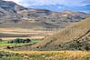 Thin-tire cyclist at Black Cyn of the Gunnison, Colorado - 8 - 72 ppi