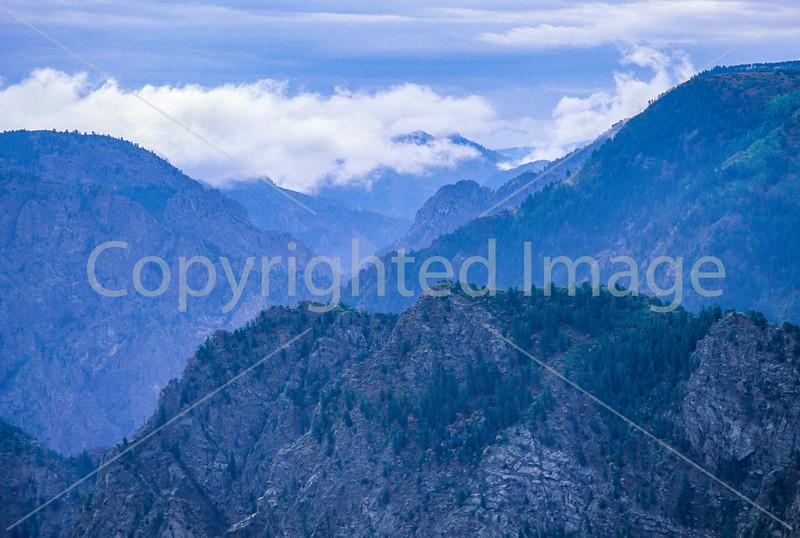 Colorado's Black Canyon of the Gunnison - 1-2 - 72 ppi