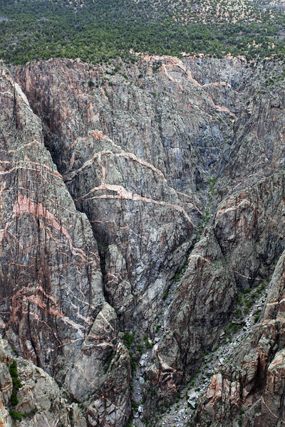Black Canyon of the Gunnison National Park near Montrose, Colorado