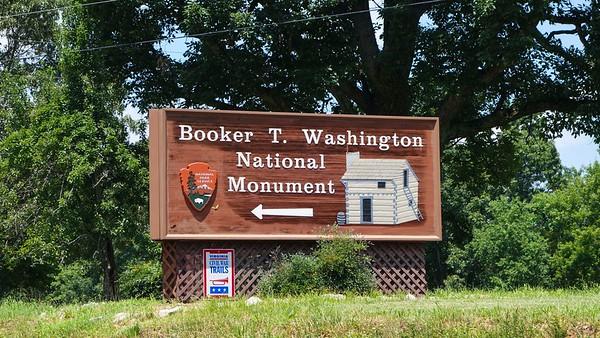 Booker T. Washington National Monument - VA - 072116