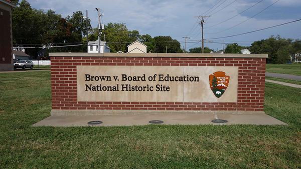 Brown v. Board of Education National Historic Site - KS - 083114