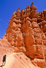 Day hikers in Utah's Bryce Canyon National Park - 2 - 72 ppi
