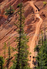 Day hikers in Utah's Bryce Canyon National Park - 12 - 72 ppi