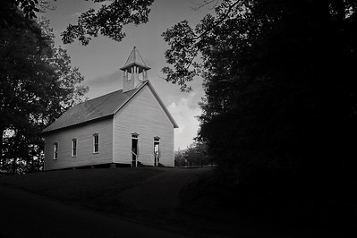 The Methodist Church in Cades Cove