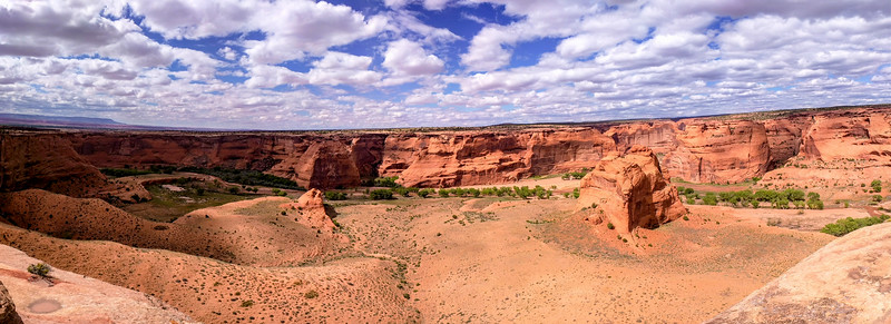 Canyon de Chelly Panoramic