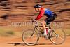 Mountain biker(s) on White Rim Trail - 92#2 - 72 ppi