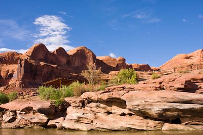 Colorado River, near Moab, Utah