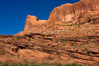 The Portal, Colorado River, near Moab, Utah