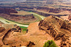Dead Horse State Park, near, Canyonlands National Park, Moab, Utah
