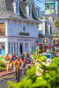 A busy Saturday in Cape Cod's Provincetown, MA - C1-0259 - 72 ppi
