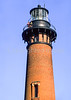Cyclists at Currituck Beach Lighthouse, North Carolina's Outer Banks - 4-2 - 72 ppi