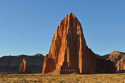 Temples of the Sun and Moon, Cathedral Valley