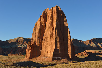Temple of the Sun, Cathedral Valley