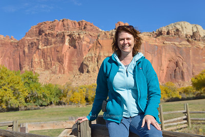 Lisa in Historic Fruita District