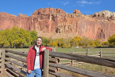Pat in Historic Fruita District