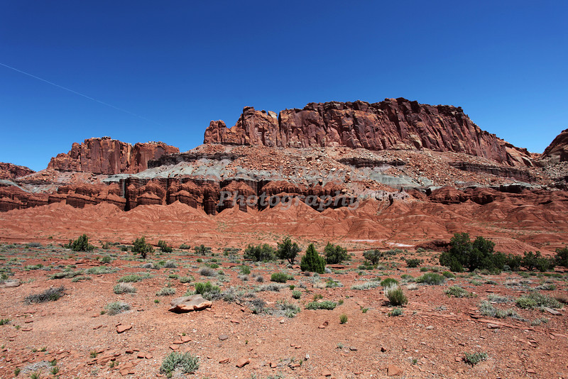 Capitol Reef National Park in Utah