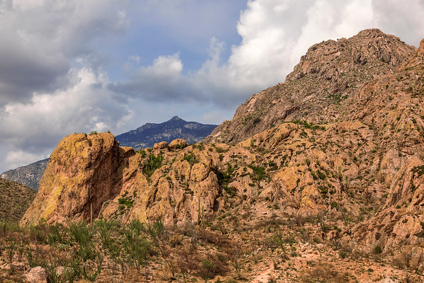 Where Rocks Emerge