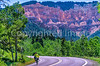 Cycle Utah - descent from Cedar Breaks Nat'l Mon , UT - 120 - 72 ppi