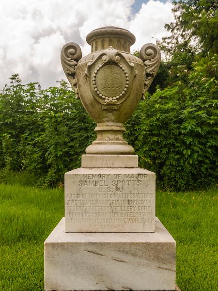 Spotts Monument