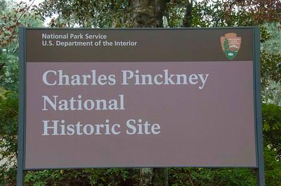 Charles Pinckney National Historic Site - SC - 122914