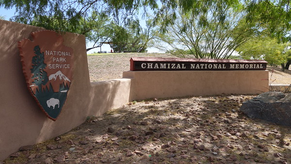 Chamizal National Memorial - TX - 052916