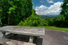 on the Cherohala Skyway in North Carolina