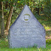 Marker of a Georgia infantry brigade.