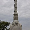 Yorktown Victory Monument - The monument was authorized in 1781 to commemorate the siege and victory at Yorktown over the British.  The monument was finally built in 1884.